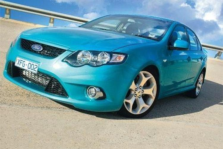 ford falcon fg xr6 and xr6 turbo. Black Bedroom Furniture Sets. Home Design Ideas