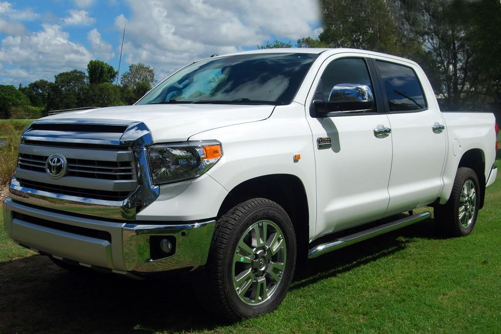 new toyota tundra from 120k. Black Bedroom Furniture Sets. Home Design Ideas