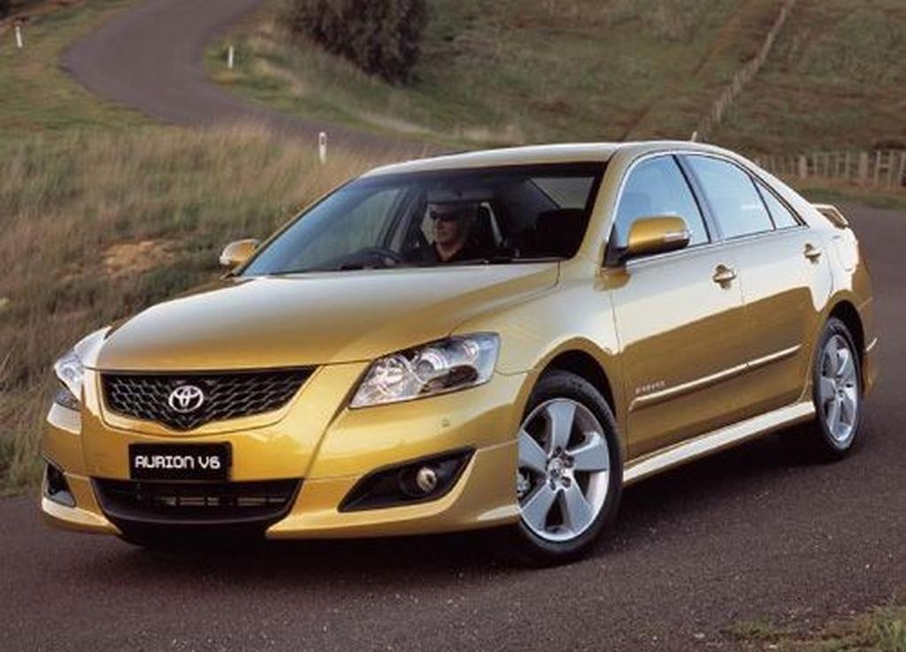 Toyota Aurion Sportivo ZR6 - motoring.com.au