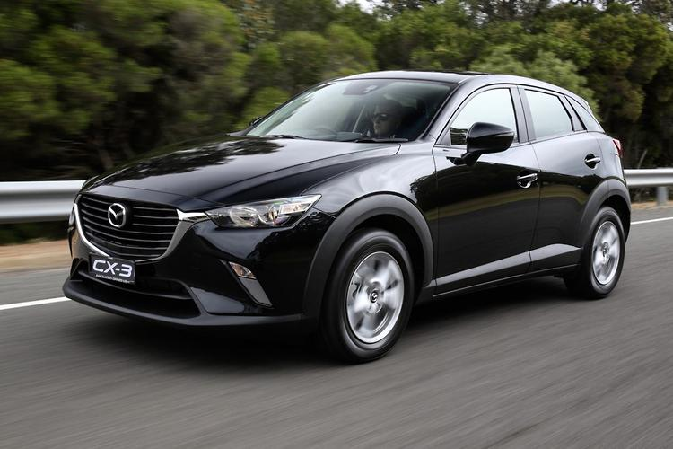 mazda cx 3 2015 review. Black Bedroom Furniture Sets. Home Design Ideas