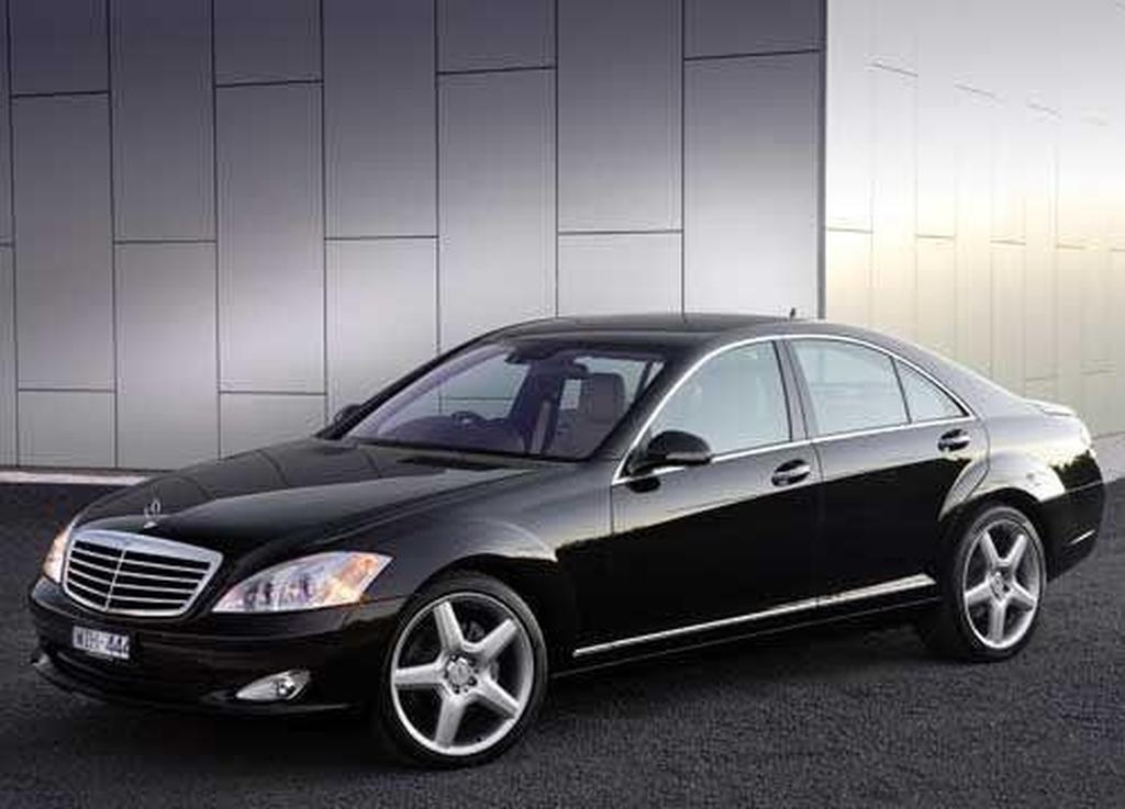 Mercedes benz s 320 cdi w221 for How long does it take to build a mercedes benz