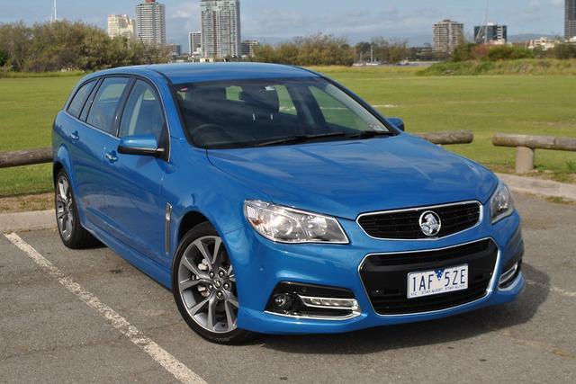 Holden Commodore Sportwagon SS V 2014 Review  motoringcomau