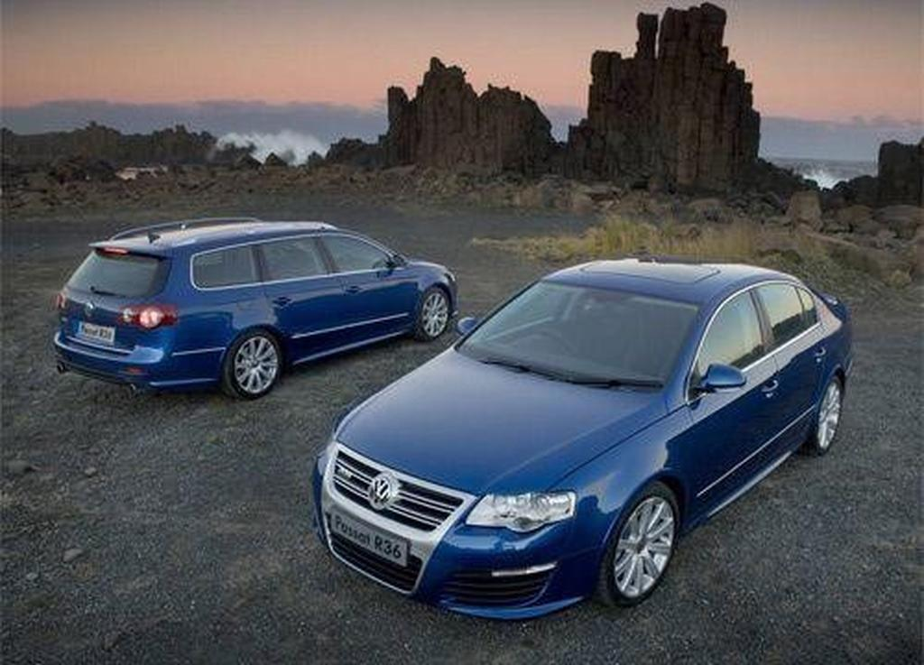 volkswagen passat r36 wagon and sedan. Black Bedroom Furniture Sets. Home Design Ideas