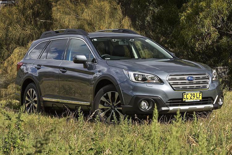 Subaru Outback 2015 Review - motoring.com.au