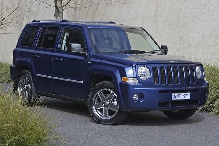 improved jeep patriot wrangler for oz. Black Bedroom Furniture Sets. Home Design Ideas