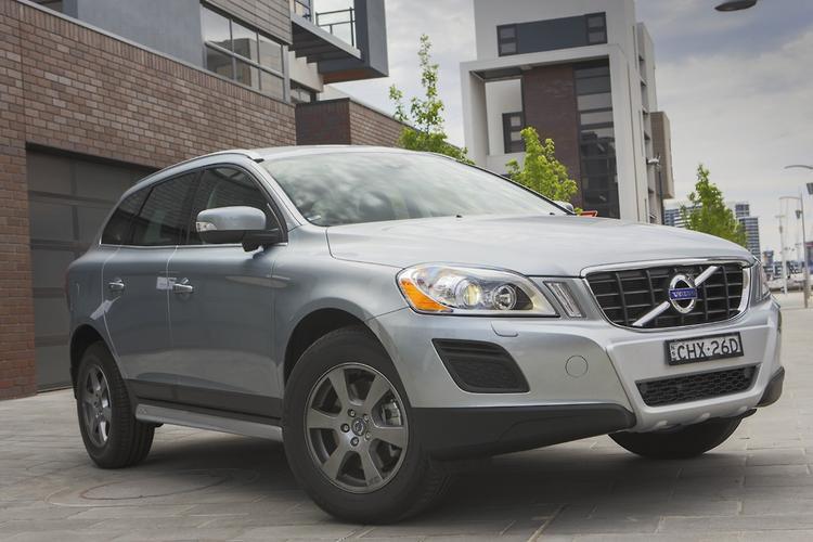 Volvo XC60 2012: Road Test - motoring.com.au