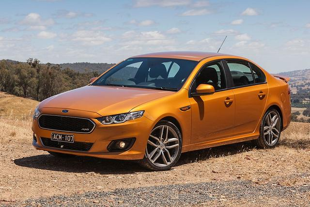 Ford Falcon XR6 2014 Review  motoringcomau