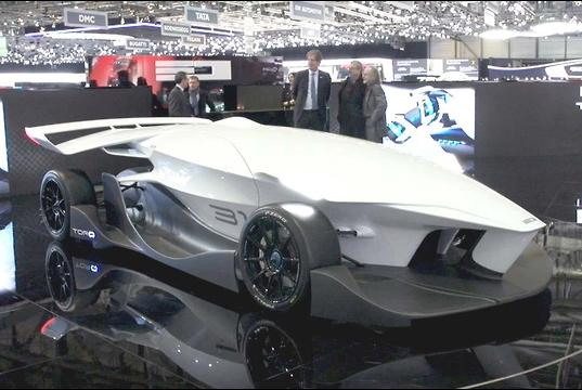 geneva motor show windowless torq le mans racer. Black Bedroom Furniture Sets. Home Design Ideas