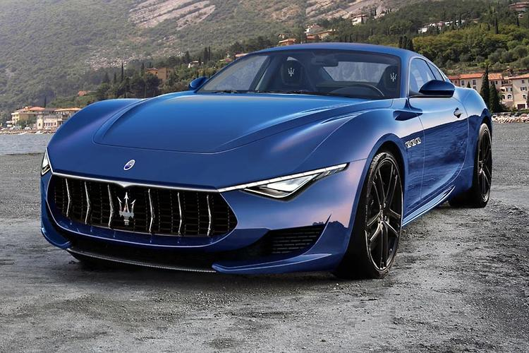 Maserati Alfieri Imagined Motoring Com Au