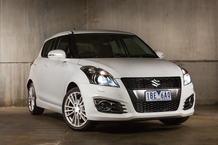 Suzuki Swift Sport 2014 Review - motoring.com.au