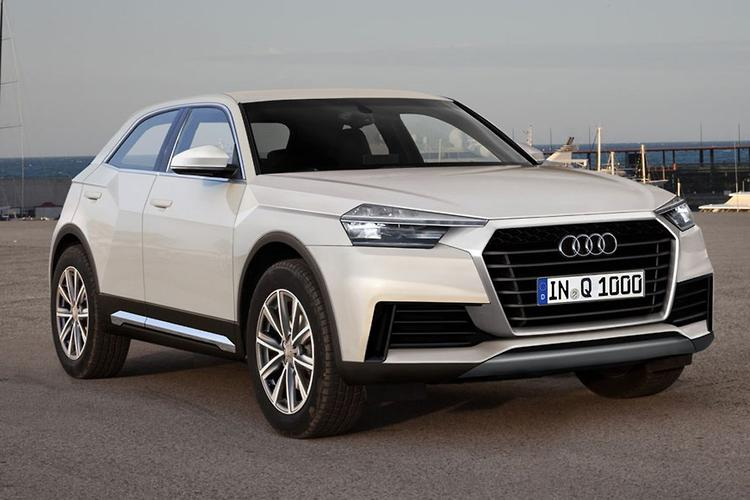 Audi truck q7 2017 dimensioni