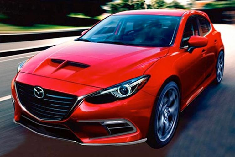 mazda3 mps turbo looms. Black Bedroom Furniture Sets. Home Design Ideas