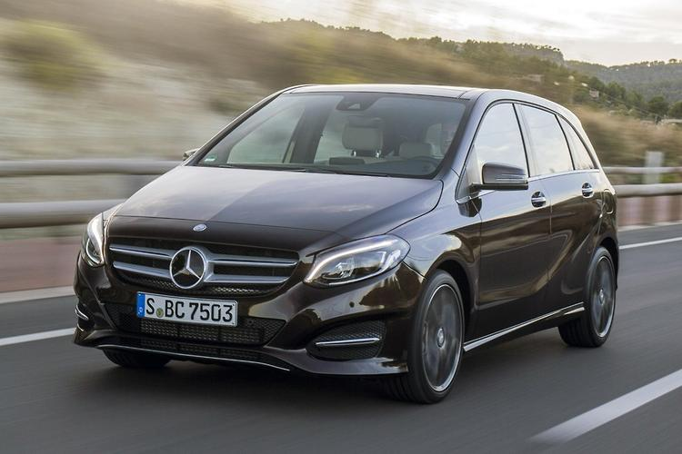 Mercedes benz b class 2015 review for Mercedes benz b class specifications
