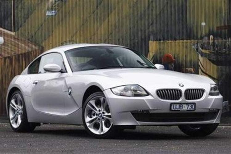 Bmw Z4 Coupe Motoring Com Au