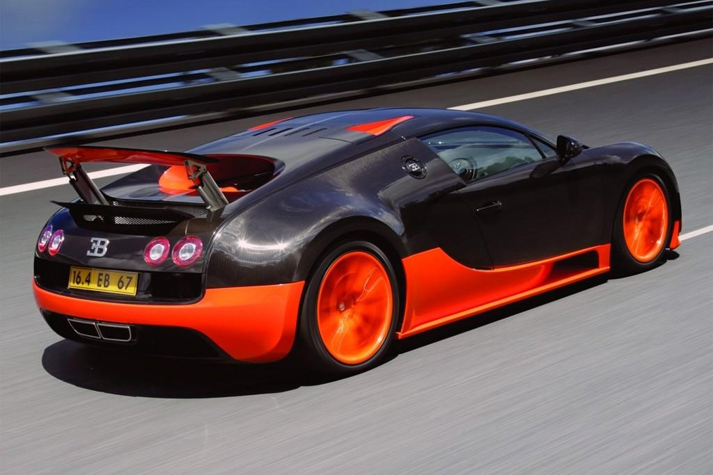 Bugatti Veyron No Longer World S Fastest Car Motoring Com Au