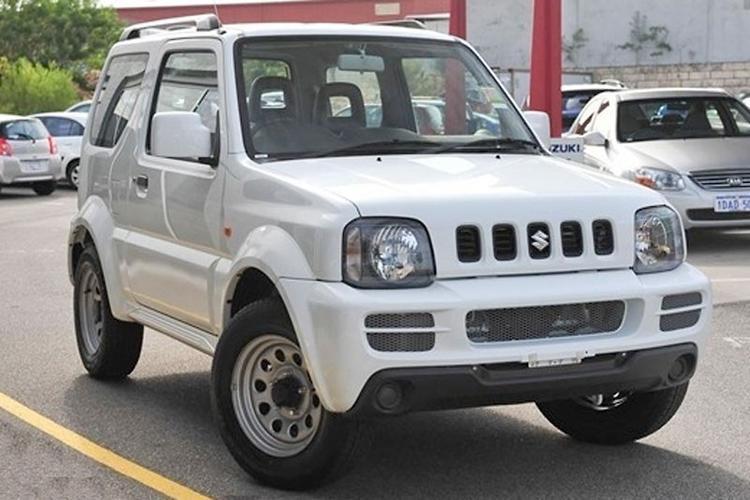 Suzuki Sierra Sj