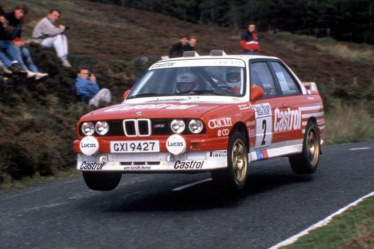 40 years of BMW 3 Series The M3 World Rally Car  motoringcomau