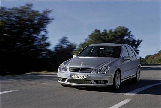 Mercedes benz c55 amg for Mercedes benz lawsuit