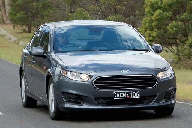 Ford Falcon 2014 Review  motoringcomau
