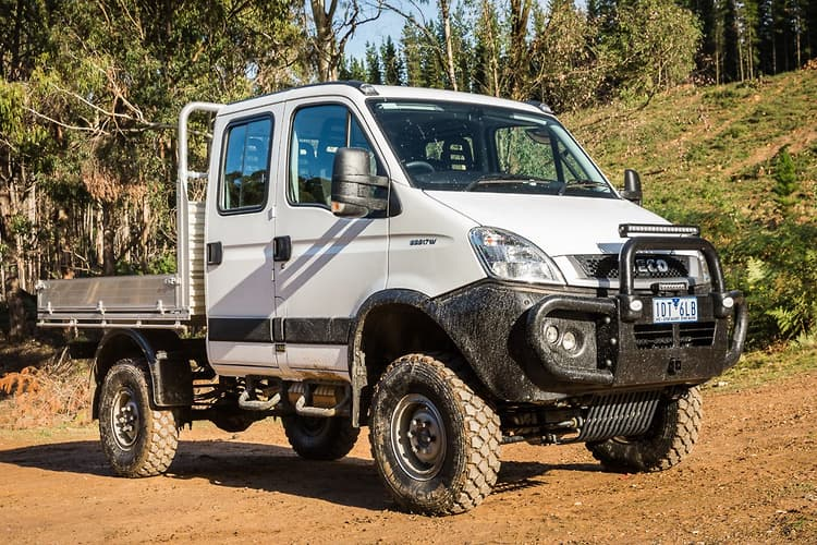iveco daily 4x4 2015 review. Black Bedroom Furniture Sets. Home Design Ideas