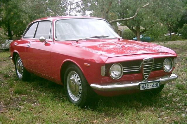 Alfa romeo giulia sprint for sale australia