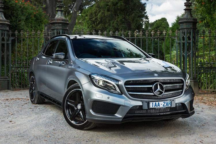 Mercedes benz gla 2014 review for Mercedes benz gla 2014 price