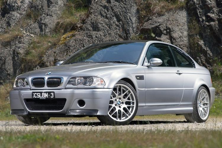 Bmw M3 Csl 2003 Retro Review Motoring Com Au