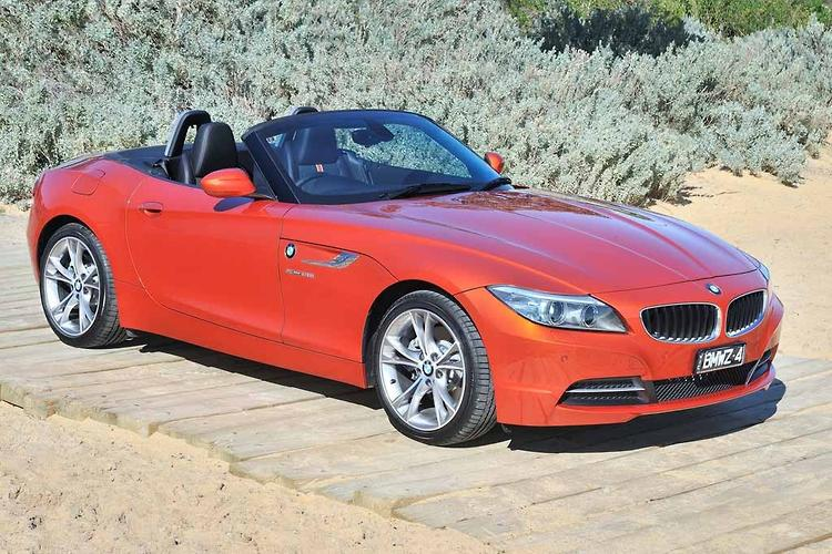 Bmw Roadster To Be I6 Motoring Com Au