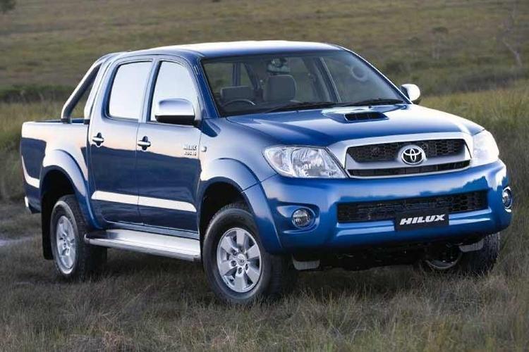 Toyota Hilux Sr5 Dual Cab 4x4 3 0dt Motoring Com Au