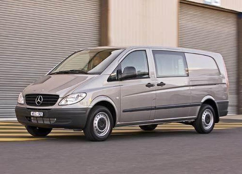 mercedes benz vito 111 cdi 115 cdi. Black Bedroom Furniture Sets. Home Design Ideas