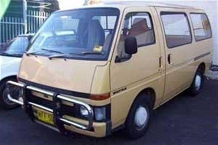 Buying A Used Van Motoring Com Au