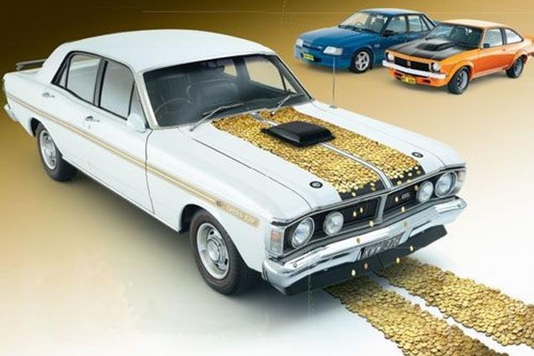 Classic Car Dealers Sydney Australia