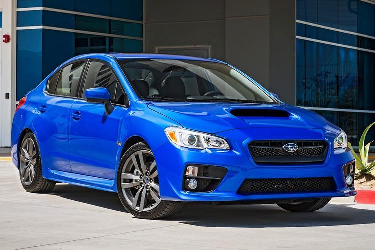 Subaru Upgrades Wrx And Sti Motoring Com Au