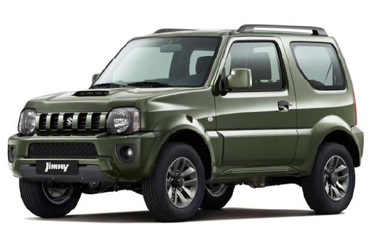 safer suzuki jimny almost here. Black Bedroom Furniture Sets. Home Design Ideas