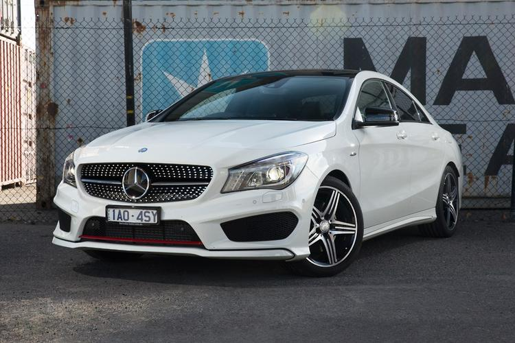 mercedes benz cla 250 sport 2014 review. Black Bedroom Furniture Sets. Home Design Ideas