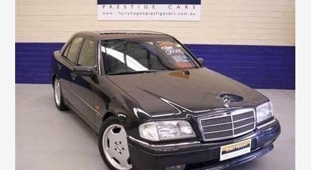 1999 Mercedes Ml250