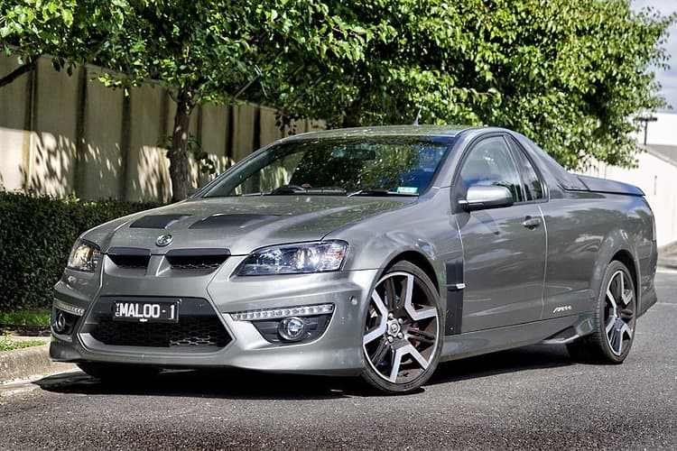 HSV Maloo 20th Anniversary - motoring.com.au