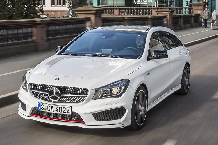 Mercedes Benz Cla Shooting Brake 2015 Review Motoring Com Au