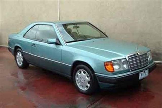 Mercedes benz 300ce e320c 1990 1997 for Mercedes benz 300ce