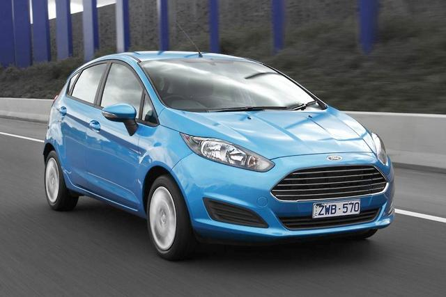 Blue Coupe Small Convertible  Passenger Car