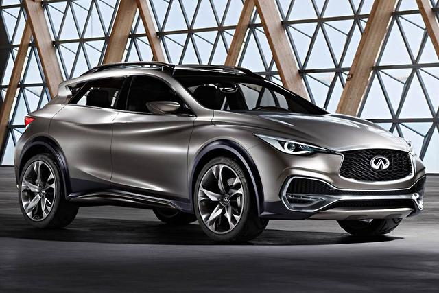 new car release australiaFour new Infinitis here within a year  motoringcomau