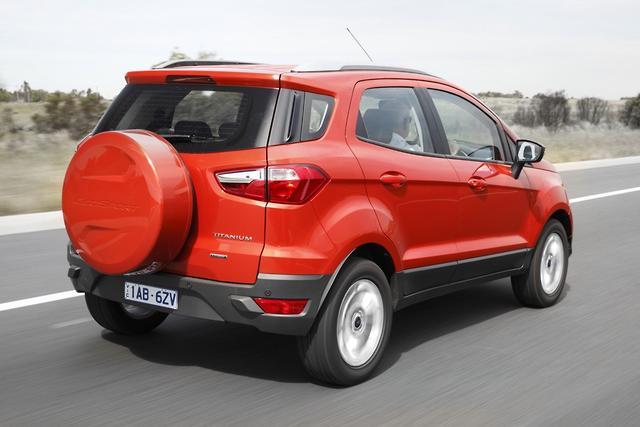 Ford EcoSport 2013 Local Launch  motoringcomau