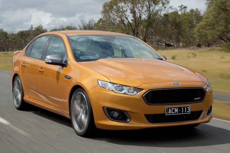 Ford Falcon XR8 2014 Review  motoringcomau