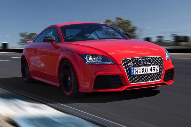 Audi Tt Rs Plus 2013 Road Test Motoring Com Au