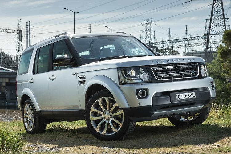 land rover discovery 4 xxv 2014 review. Black Bedroom Furniture Sets. Home Design Ideas