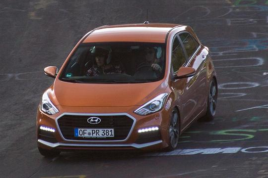 Brilliant Hyundai I30 Turbo 2015 Review  Motoringcomau