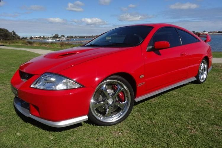 From The Classifieds 2001 Ford Falcon 300 Coupe