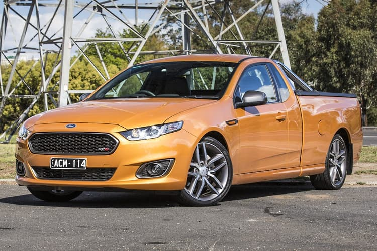 ford falcon xr6 turbo ute 2015 review. Black Bedroom Furniture Sets. Home Design Ideas