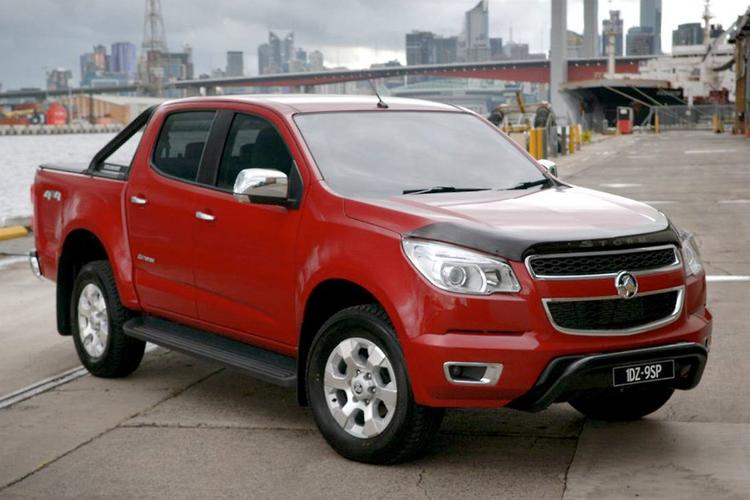 Holden Unveils 2015 Colorado Storm 49181 on types of volkswagen cars