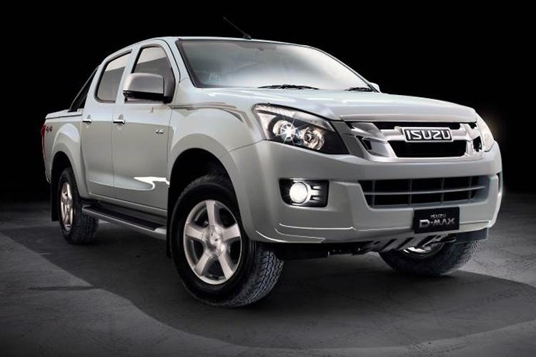 isuzu d max x runner ute. Black Bedroom Furniture Sets. Home Design Ideas